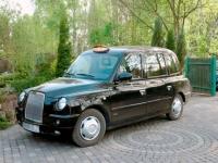 Black TX Taxi