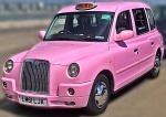 Pink TX Taxi